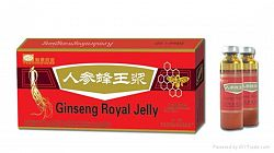 Dr. Chen Ginseng Royal Jelly ampulla, 10x10 ml