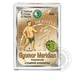 Dr. Chen Gyomor Meridian kapszula, 30 db