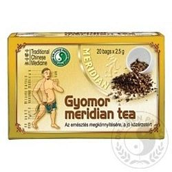 Dr. Chen Gyomor Meridian tea, 20 filter