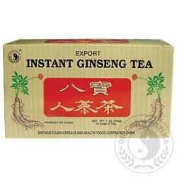 Dr. Chen instant Ginseng filteres tea, 20 db