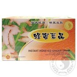 Dr. Chen Instant mézes gyömbér tea, 20 filter