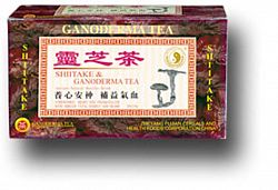 Dr. Chen instant Shiitake és Ganoderma filteres tea 20 filter