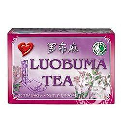 Dr. Chen Luobuma vérnyomáscsökkentő filteres tea, 20 filter