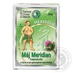Dr. Chen Máj Meridian kapszula, 30 db