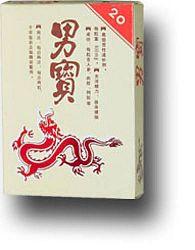 Dr. Chen Nan Bao potencianövelő kapszula 20 db