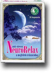 Dr. Chen Neurorelax kapszula 30 db