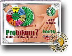 Dr. Chen Probikum 7 Forte kapszula, 60 db