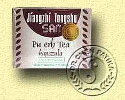 Dr. Chen Pu Erh kapszula (vörös tea kapszula) 80 db