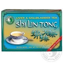 Dr. Chen Shi Lin Tong májvédő, méregtelenítő tea, 20 filter