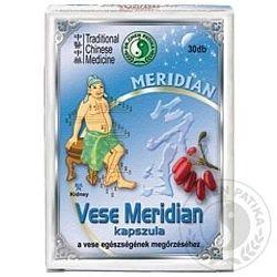 Dr. Chen Vese Meridian kapszula, 30 db