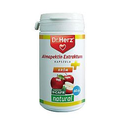 Dr. Herz Almapektin Extraktum 400mg, 60 db vegetáriánus kapszula