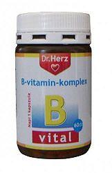 Dr. Herz B-komplex kapszula, 60 db