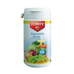 Dr. Herz káposztaleves+almaecet+króm kapszula, 50 db