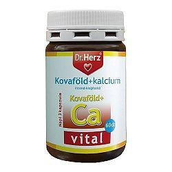 Dr. Herz kovaföld+kalcium+C-vitamin kapszula, 60 db
