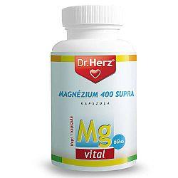 Dr. Herz Magnézium Supra 400 mg kapszula, 60 db
