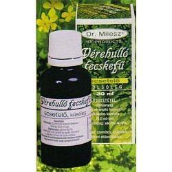 Dr. Milesz Vérehulló fecskefű ecsetelő, 30 ml