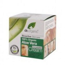 dr.Organic bio aloe vera krémkoncentrátum 50 ml