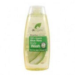 dr.Organic bio aloe vera tusfürdő 250 ml