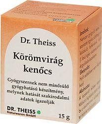 Dr.Theiss körömvirág kenőcs, 15 g