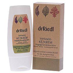 drRiedl Bőrfiatalító kézkrém, öregségi barnafoltos bőrre, 100 ml