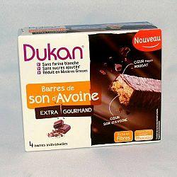 Dukan Extra Gourmand zabkorpa szelet, 120 g