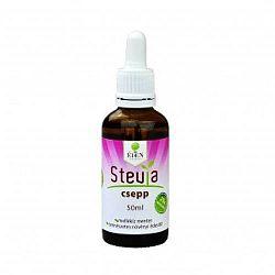 Éden Prémium Stevia csepp, 50 ml