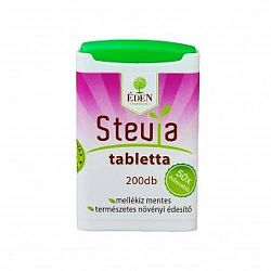 Éden Prémium Stevia tabletta, 200 db