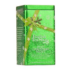ETS bio Karácsonyi tea fémdobozban, 15 filter - Christmas Night