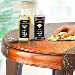 Faápolószer sötét tónusú bútorokhoz - világos - velikost 100ml