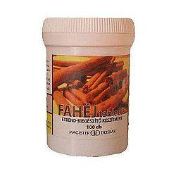 Fahéj tabletta cukorproblémákra, 100 db