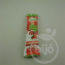 Fit Kids Süsü kedvence epres müzliszelet, joghurtos bevonós, 30 g