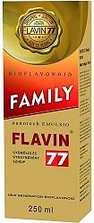 Flavin 77 family szirup, 250 ml