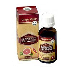 Grape Vital grapefruit mag kivonat koncentrátum, 30 ml