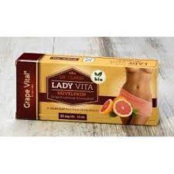 Grape Vital Ladyvita hüvelykúp, 10 x 2 g