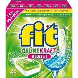 Grüne Kraft gépi mosogató tabletta Alles in 1, 22x
