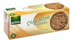Gullón Digestive müzlis keksz, 365 g