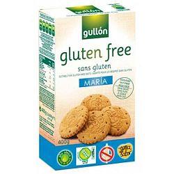 Gullón gluténmentes keksz, Maria, 400 g