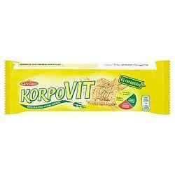 Győri Korpovit ropogós keksz teljes kiőrlésű gabonával, 174 g