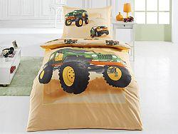 Gyerek ágynemű - dzsip