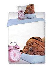 Gyerek ágynemű - ébresztőóra