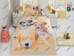 Gyerek ágyneműhuzat - kutyusok