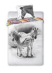 Gyerek ágynemű Zebra