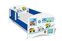 Gyerekágy - autók