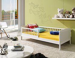 Gyerekágy JUNIOR - 160x70 cm - fehér