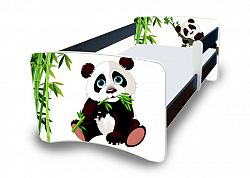 Gyerekágy leesésgátlóval NICO - panda