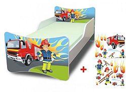 Gyerekágy - tűzoltó