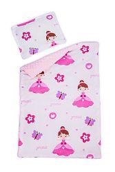 Gyermekek takaró és párna L Princess