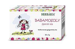 Herbária Babamosoly gyerek tea, 20 filter, 40 g