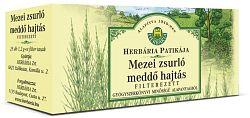 Herbária mezei zsurlófű tea, 25x2g