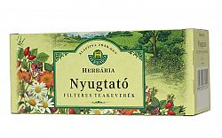 Herbária Nyugtató teakeverék, 20 filter